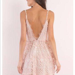 Tobi Dresses - 🌟✨⭐️💕TOBI ROSE SKATER DRESS NWT💕⭐️✨🌟